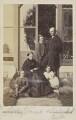 Sir Herbert Edward Purey-Cust with family, by Lambert Weston & Son - NPG Ax68089