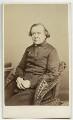 Samuel Wilberforce, by Julius Nicholas F. ('Jules') Guggenheim - NPG Ax7459