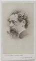 Charles Dickens, by John & Charles Watkins - NPG Ax7508