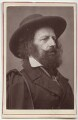Alfred, Lord Tennyson, after James Mudd - NPG Ax7608
