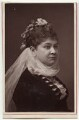 Jane Elizabeth ('Eliza') Vezin (née Thomson; later Young), by Unknown photographer - NPG Ax7618