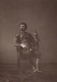 William Hunter Kendal (William Hunter Grimston) as Count Federigo in 'The Falcon', by Samuel Alexander Walker - NPG Ax7669