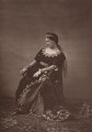 Madge Kendal as Lady Giovanna in 'The Falcon', by Unknown photographer - NPG Ax7670