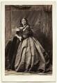 Helen Faucit (Helena (née Faucit Saville), Lady Martin), by Camille Silvy - NPG Ax77063