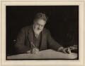 Sir Granville Bantock, by Herbert Lambert - NPG Ax7743