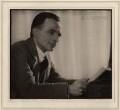Rutland Boughton, by Herbert Lambert - NPG Ax7747
