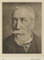 Anatole France (Jacques Anatole François Thibault), by Alvin Langdon Coburn, published by  Duckworth & Co - NPG Ax7852