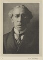 Israel Zangwill, by Alvin Langdon Coburn, published by  Duckworth & Co - NPG Ax7854