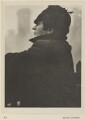 Jacob Epstein, by Alvin Langdon Coburn, published by  Duckworth & Co - NPG Ax7856