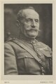 Ferdinand Foch, by Alvin Langdon Coburn, published by  Duckworth & Co - NPG Ax7870