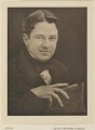 Alvin Langdon Coburn, by Alvin Langdon Coburn, published by  Duckworth & Co - NPG Ax7875