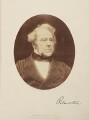 Henry John Temple, 3rd Viscount Palmerston, by (George) Herbert Watkins - NPG Ax7901