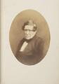 John Singleton Copley, Baron Lyndhurst, by (George) Herbert Watkins - NPG Ax7902