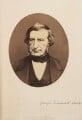Sir George Cornewall Lewis, 2nd Bt, by (George) Herbert Watkins - NPG Ax7910