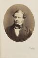 Edward Henry Stanley, 15th Earl of Derby, by Herbert Watkins - NPG Ax7913