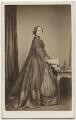 Catherine Gladstone (née Glynne), by William Walker & Sons - NPG Ax8531