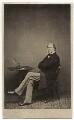 Sir George Grey, 2nd Bt, by W. & D. Downey - NPG Ax8564