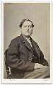 Walter John Pelham, 4th Earl of Chichester, by Edward Reeves - NPG Ax8590