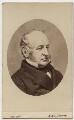 Spencer Horatio Walpole, by W. & D. Downey - NPG Ax8627