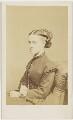 Dame Millicent Garrett Fawcett (née Garrett), by Henry Joseph Whitlock - NPG Ax8628