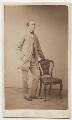 William Edward Baxter, by James Valentine - NPG Ax8638
