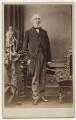 Sir William Verner, 1st Bt, by James Magill - NPG Ax8662