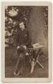 John Russell, Viscount Amberley, by Mason & Co (Robert Hindry Mason) - NPG Ax8669