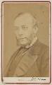 Sir John Eric Erichsen, 1st Bt, by Barraud & Jerrard - NPG Ax87550