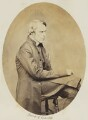 John Jackson, by Lewis Carroll (Charles Lutwidge Dodgson) - NPG Ax9526