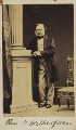 Henry William Wilberforce, by Unknown photographer - NPG Ax9563