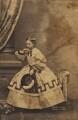 Princess Louise Caroline Alberta, Duchess of Argyll, by John Jabez Edwin Mayall - NPG Ax9582