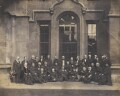 Group at the Church Congress, by Unknown photographer - NPG Ax9596