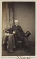 John Sutton Utterton, by Maull & Polyblank - NPG Ax9619