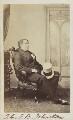 Sir John Vanden Bempde Johnstone, 2nd Bt, by Unknown photographer - NPG Ax9725
