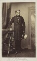 Sir John Vanden Bempde Johnstone, 2nd Bt, by Unknown photographer - NPG Ax9738