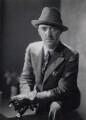 Henry Canova Vollam ('H.V.') Morton, by Howard Coster - NPG x10147