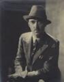 Henry Canova Vollam ('H.V.') Morton, by Howard Coster - NPG x10149
