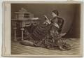 Georgina Elizabeth Ward (née Moncreiffe), Countess of Dudley, by Adèle - NPG x10690