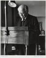 William Maxwell Aitken, 1st Baron Beaverbrook, by Felix H. Man (Hans Baumann) - NPG x1149