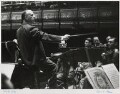 Sir Thomas Beecham, 2nd Bt, by Felix H. Man (Hans Baumann) - NPG x1150