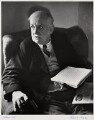 George Lansbury, by Felix H. Man (Hans Baumann) - NPG x1153