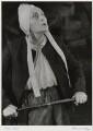 Dame Sybil Thorndike, by Felix H. Man (Hans Baumann) - NPG x1156