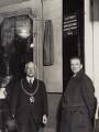 Arthur Davis Thorpe; John Logie Baird, by London News Agency - NPG x11616
