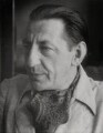 Paul Nash, by Felix H. Man (Hans Baumann) - NPG x11805