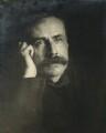 Sir Edward Elgar, Bt, by Charles Frederick Grindrod - NPG x11894
