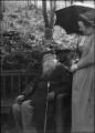 John Ruskin; Joan Severn (née Agnew), by John McClelland - NPG x12177