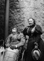 John Ruskin; Joan Severn (née Agnew), by John McClelland - NPG x12184