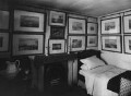 View of John Ruskin's bedroom, by John McClelland - NPG x12190