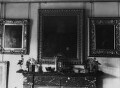 View of mantelpiece and paintings at John Ruskin's home, by John McClelland - NPG x12196
