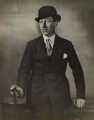 Sir Osbert Sitwell, by Maurice Beck and Helen Macgregor - NPG x12403